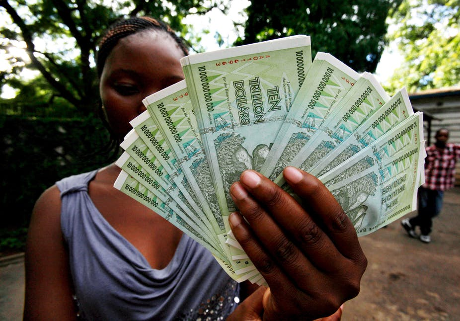 Zimbabwe currency stability faces headwinds