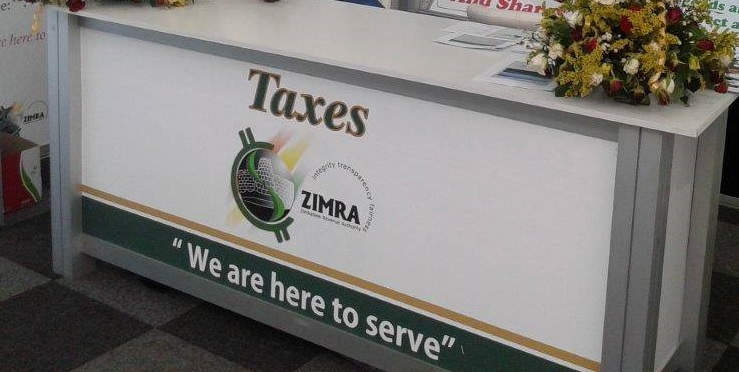 Zimra surpasses 2017 tax collection target